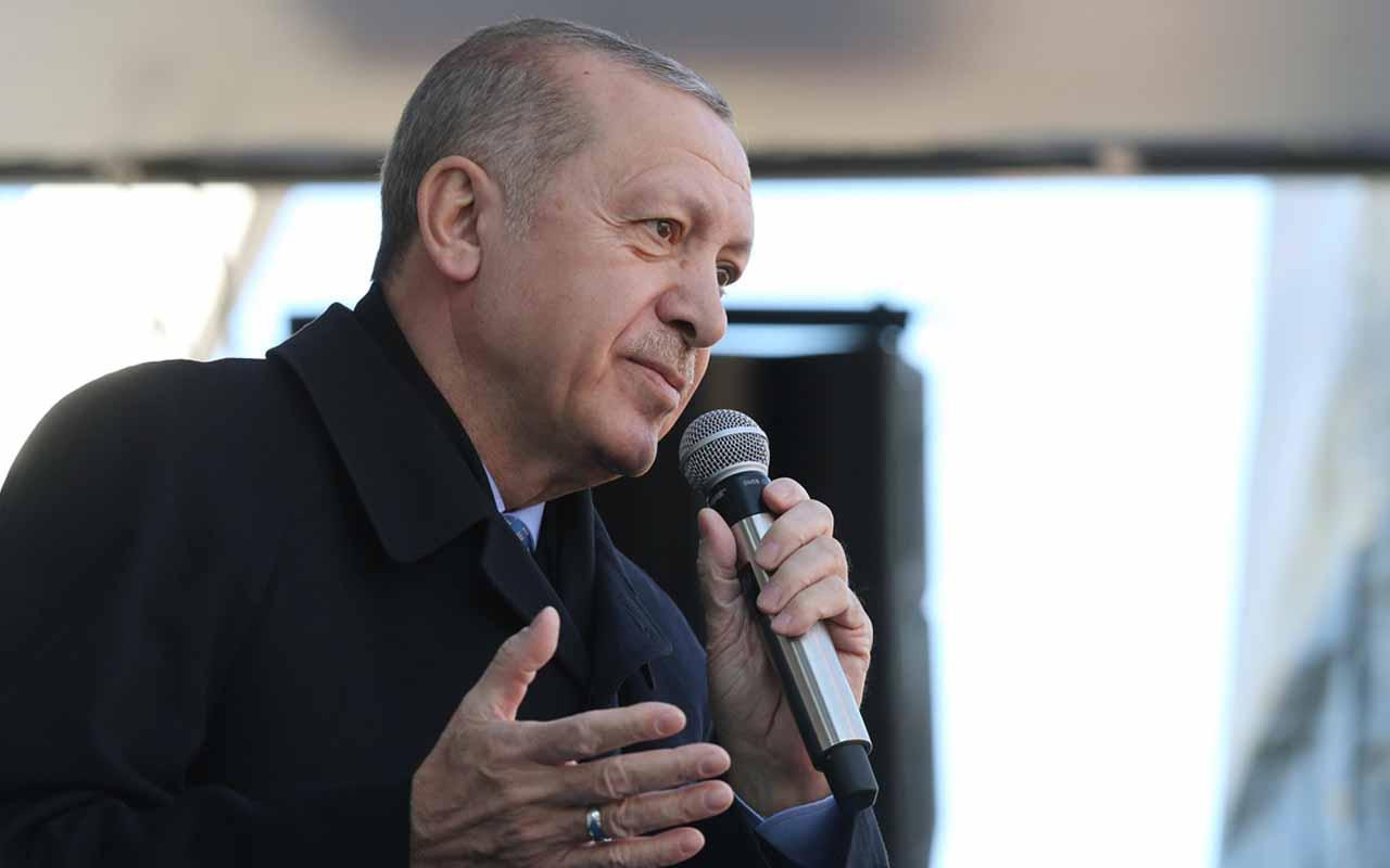 """Erdoğan: """"Türkiye sınırlarının dibinde terör oluşumuna göz yummayacak"""""""
