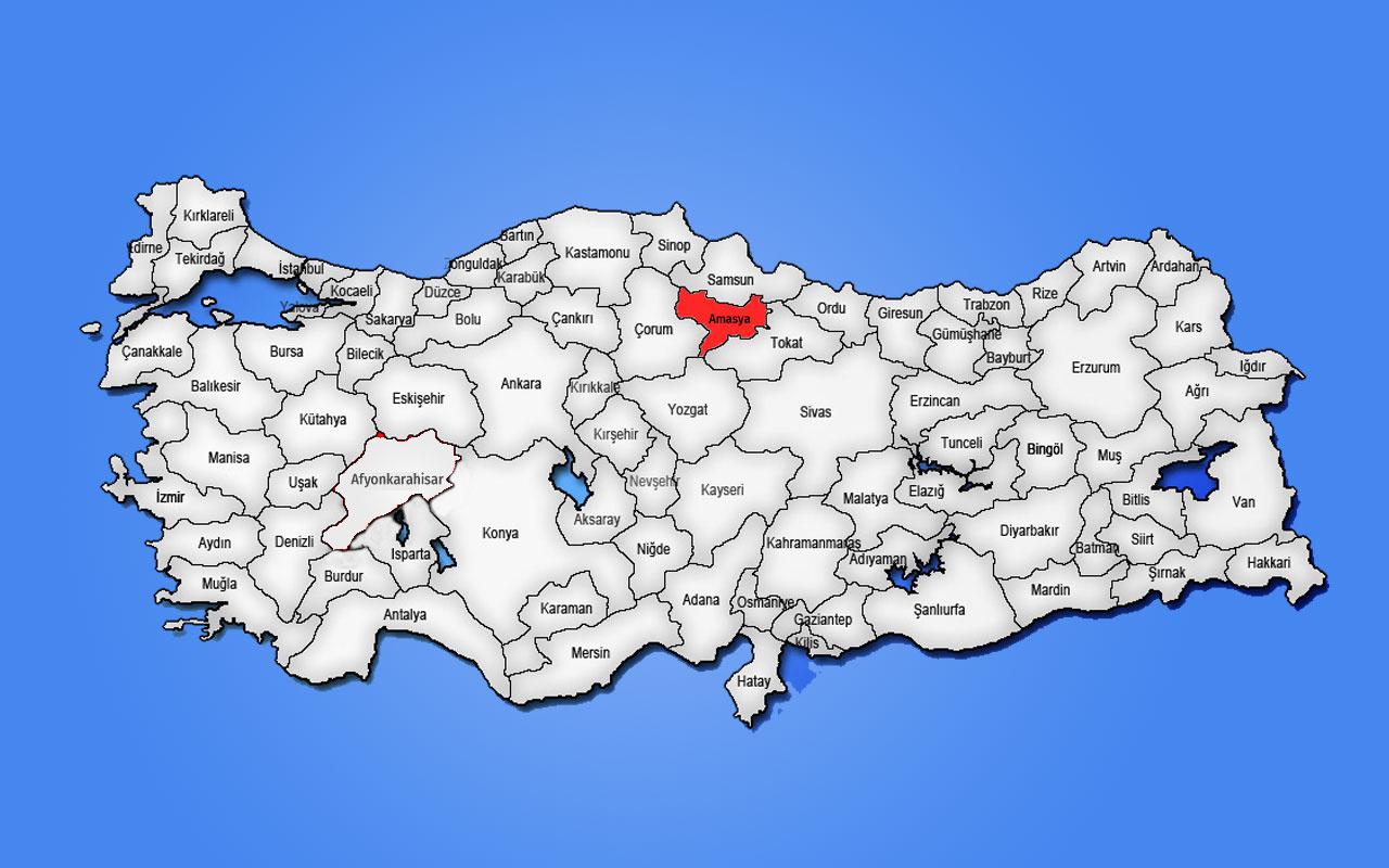 Amasya belediye başkan adayları