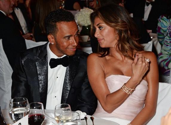 Lewis Hamilton ile Nicole Scherzinger'in yatak görüntüleri ifşa oldu
