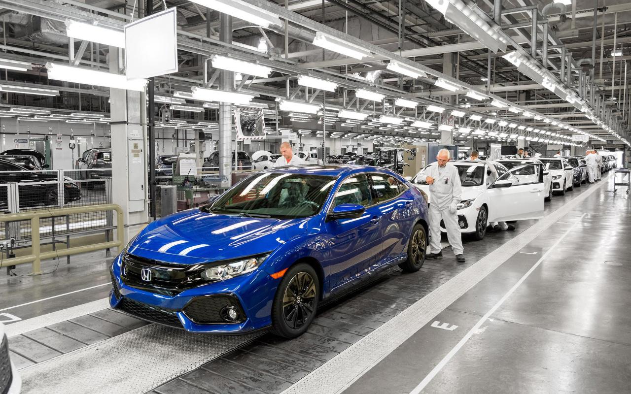 Honda hangi ülkenin Gebze Şekerpınar'daki fabrikasının Türk ortağı...