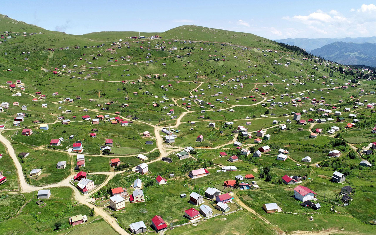 Karadeniz'deki meralara yapılan kaçak binalara son nokta