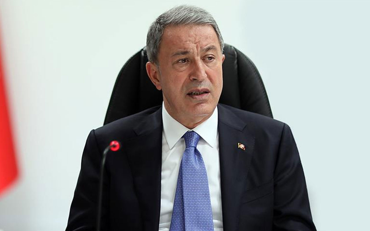 Milli Savunma Bakanı Hulusi Akar'dan kritik F-35 açıklaması