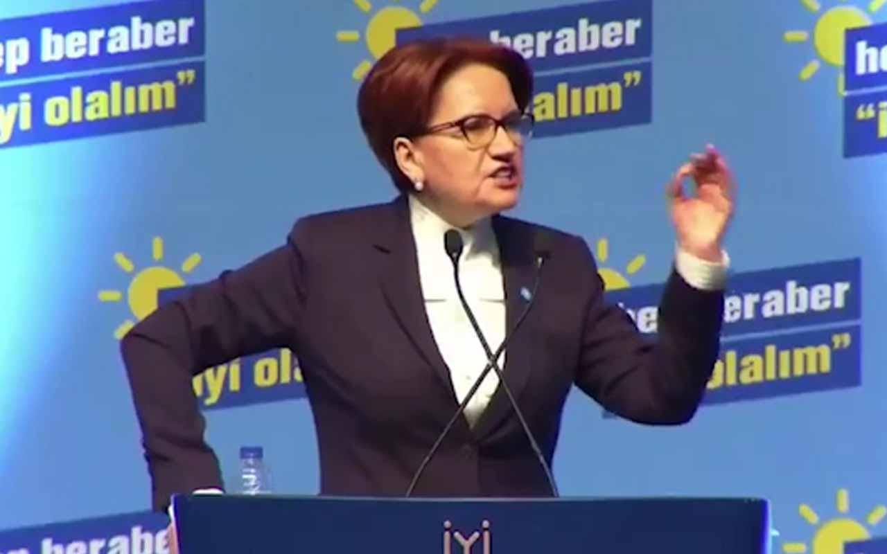Meral Akşener'den Mersin adayı Burhanettin Kocamaz açıklaması