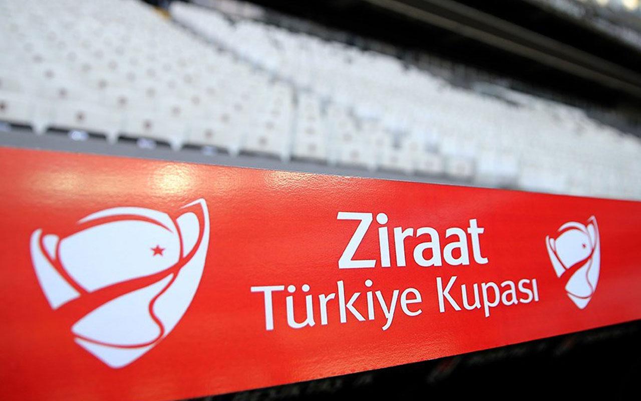 Ziraat Türkiye Kupası'nda final rövanş maçlarının tarihi açıklandı