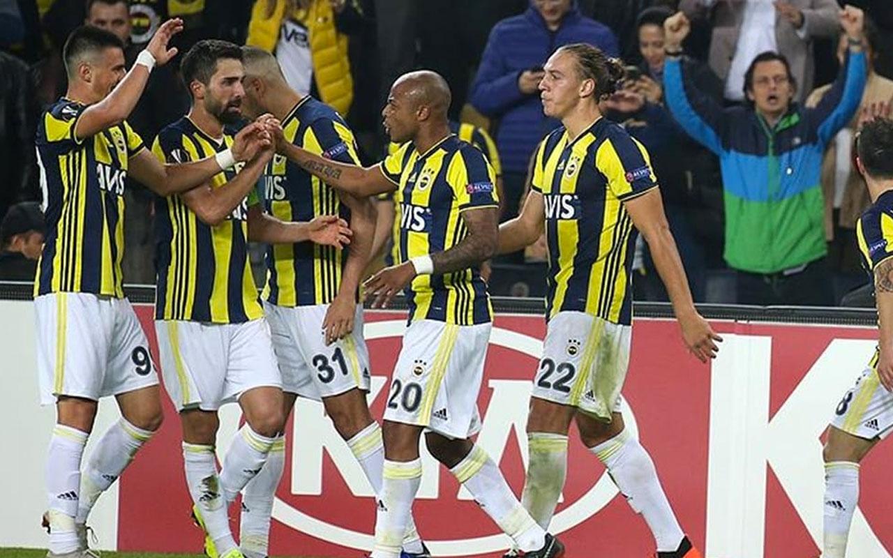 Fenerbahçe deplasmanda tur peşinde