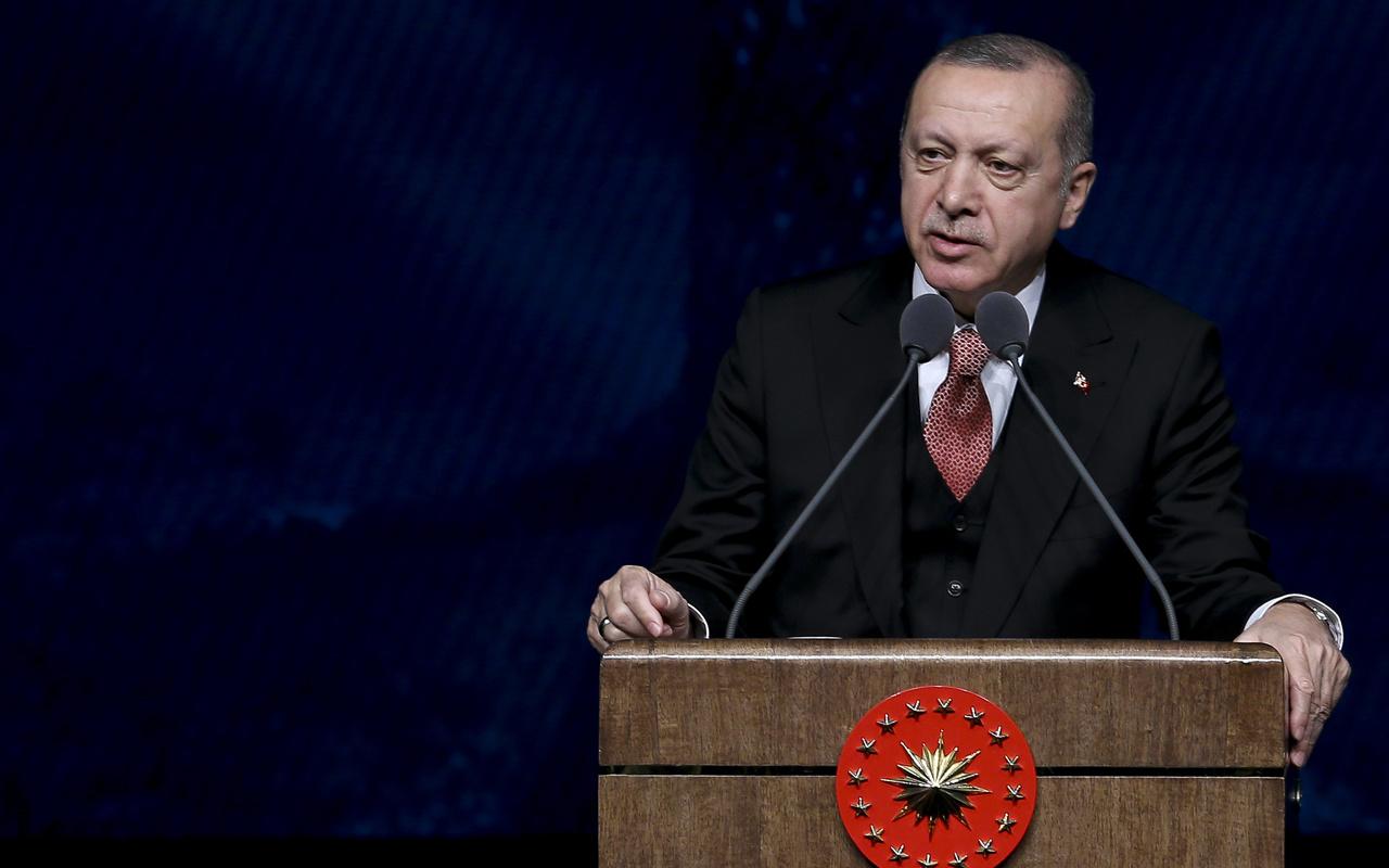 Cumhurbaşkanı Erdoğan: Ben bunu kabullenemiyorum