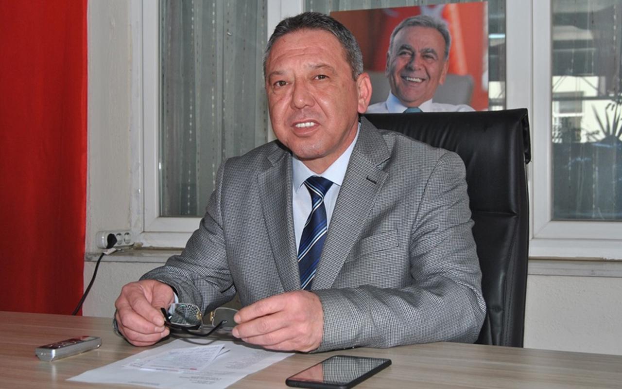 CHP Ödemiş ilçe yönetimi istifa etti