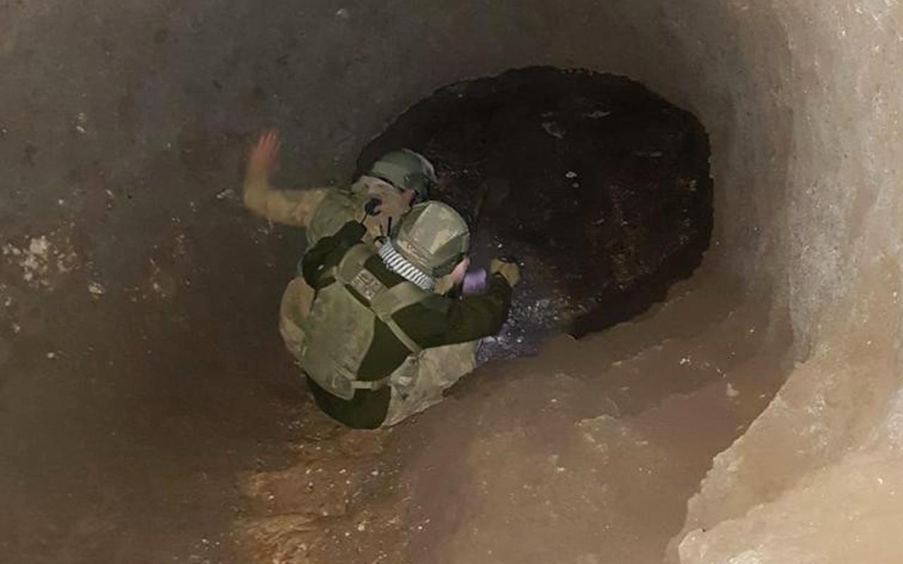 Siirt'te terör örgütü PKK'ya darbe