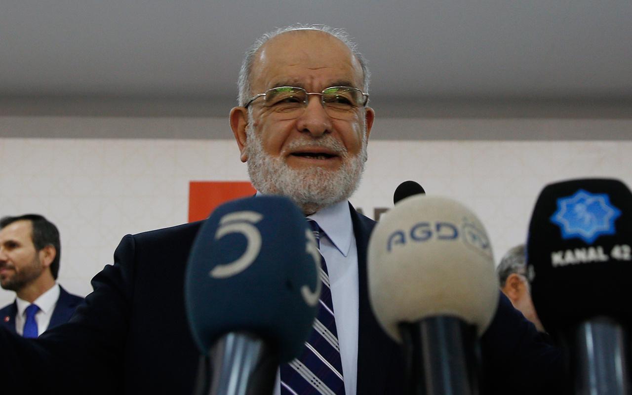 Temel Karamollaoğlu'ndan İdris Naim Şahin açıklaması