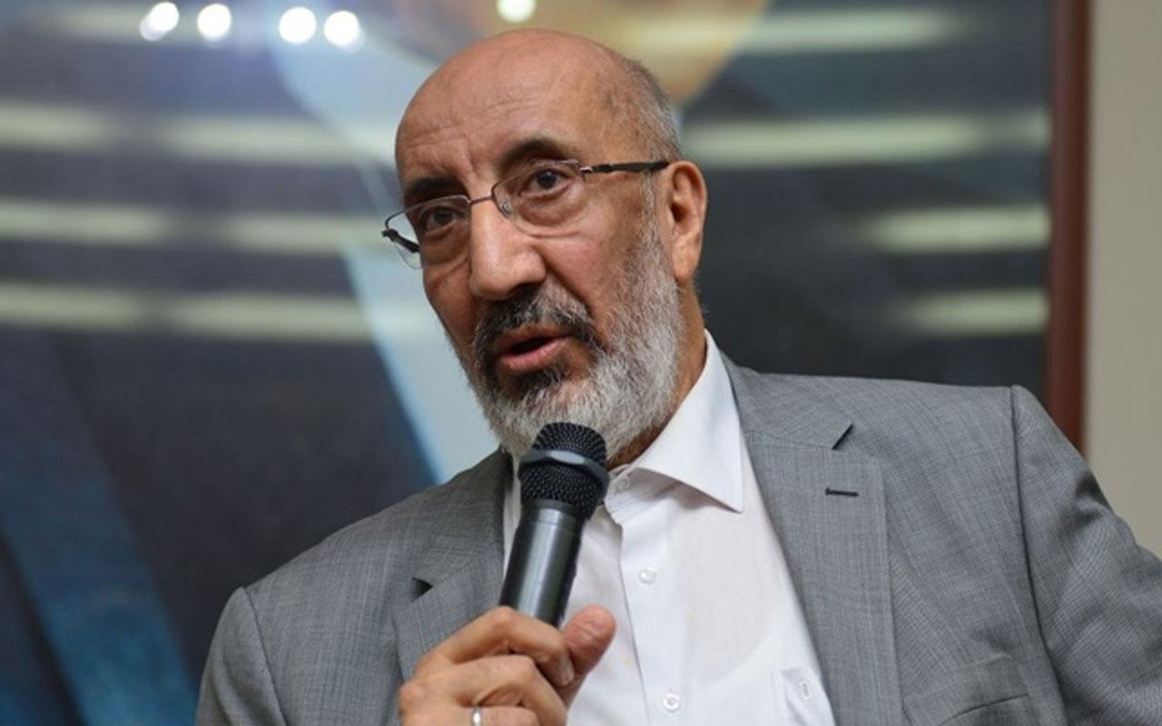 Abdurrahman Dilipak'tan Erdoğan'ın ailesi ve çevresine uyarı