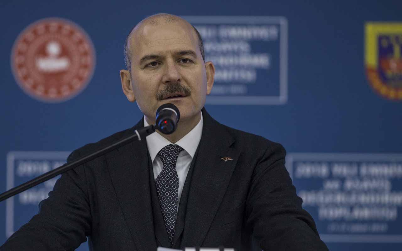 Süleyman Soylu: 27 bin 180 personel alınacak
