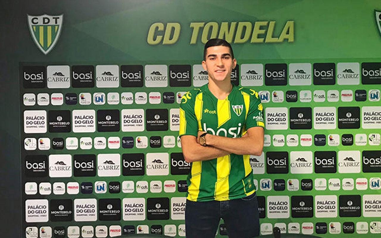 Erdinç Mergen Galatasaray'da yetişti Portekiz'e transfer oldu