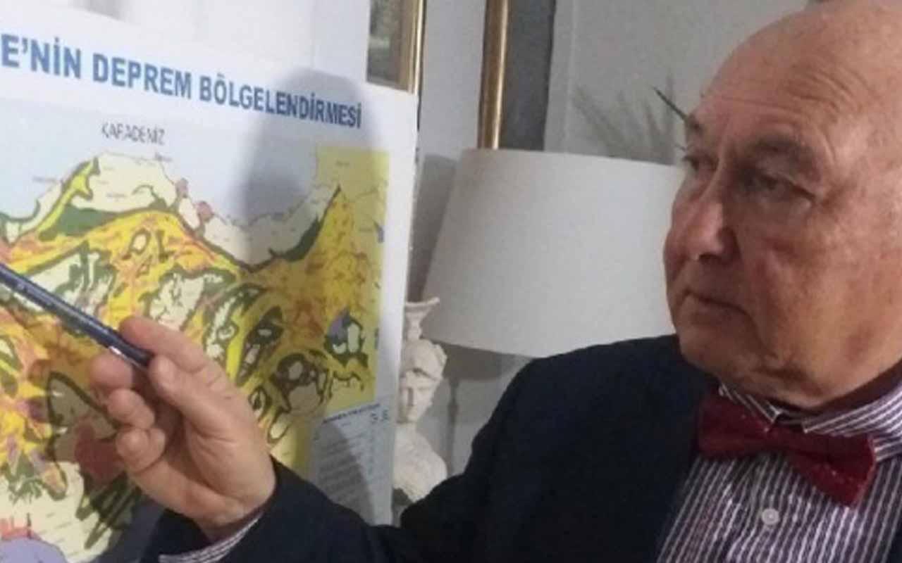 Ahmet Övgün Ercan'dan korkutan deprem açıklaması