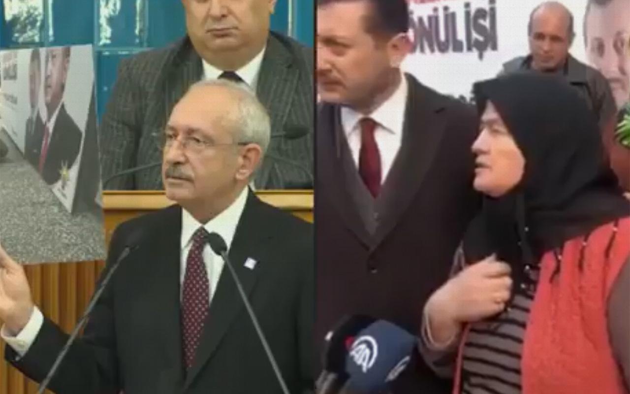 Kılıçdaroğlu'nun yalanı ortaya çıktı>