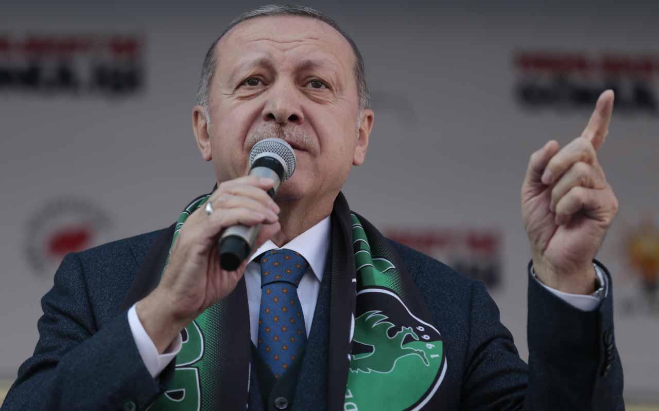 """Erdoğan: """"Şimdiki kuyruk yokluk kuyruğu değil, bereket kuyruğu, varlık kuyruğu"""""""