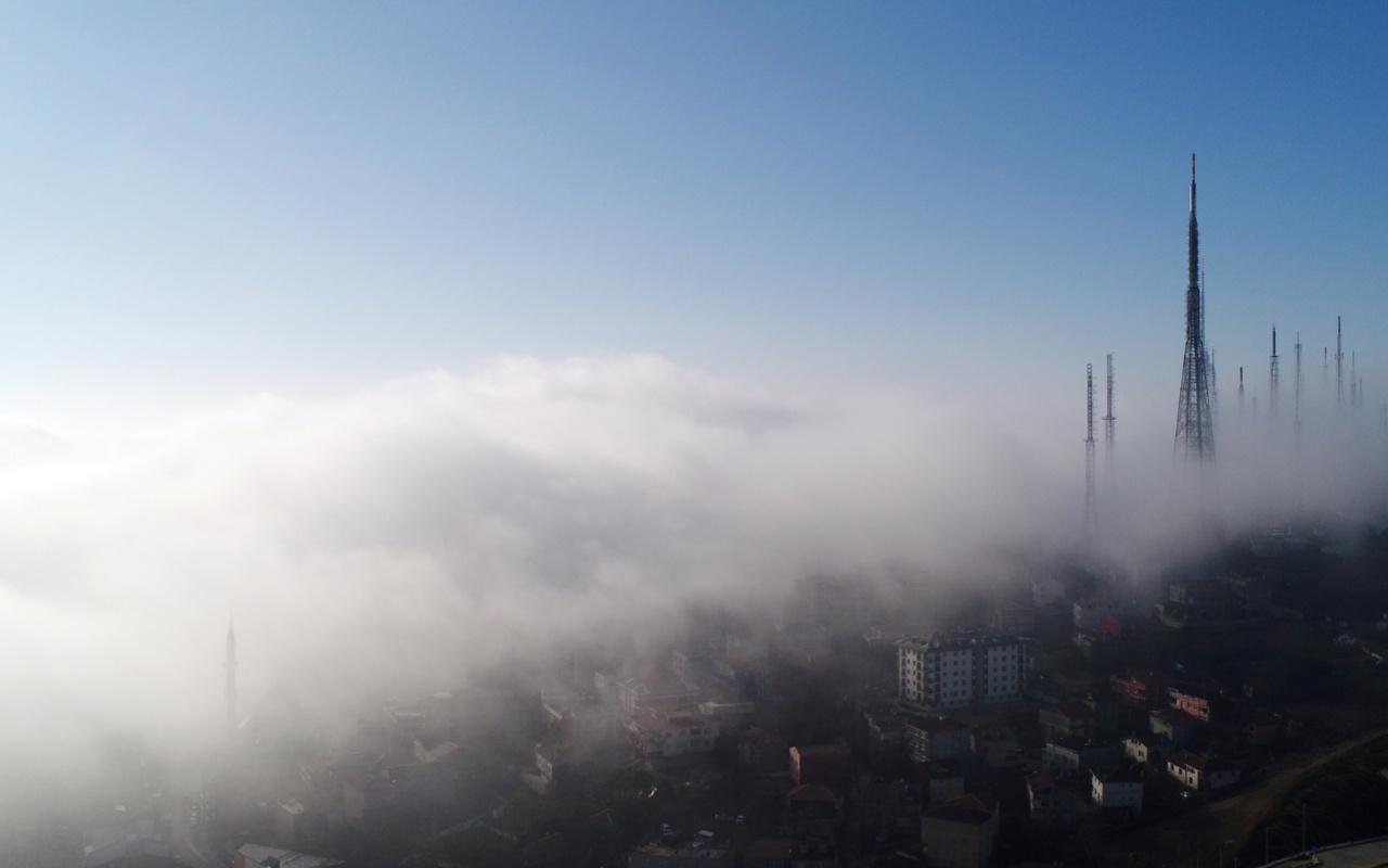 İstanbul'daki sis tabakasının depremle ilişkisi var mı?