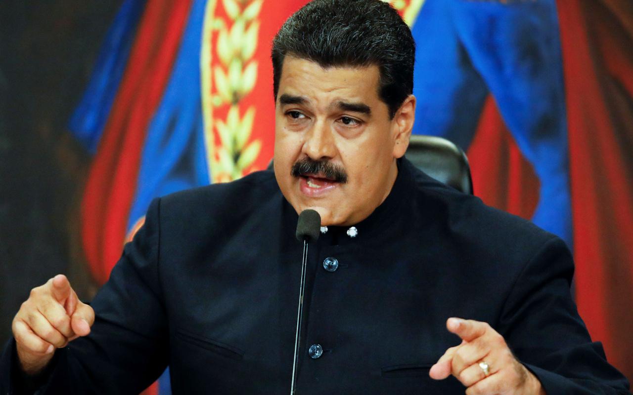 Maduro Brezilya sınırını kapatma kararı aldı