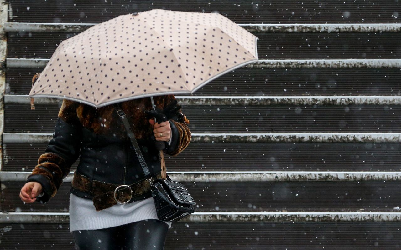 Yarından sonrası yoğun kar! Meteoroloji açıkladı İstanbul, Bursa, Balıkesir...
