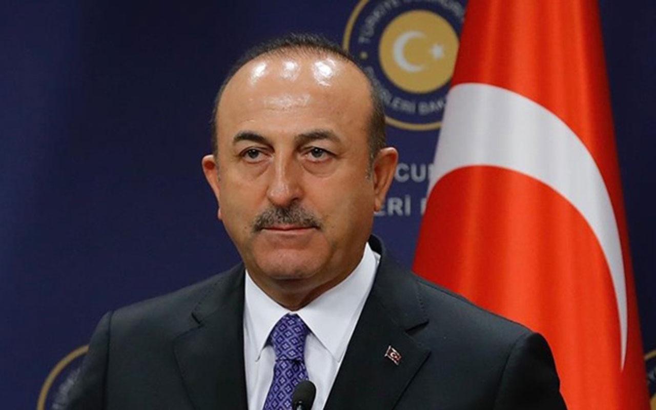 Mevlüt Çavuşoğlu açıkladı!  Kıbrıs'ta 2 gemiyle sondaj yapılacak