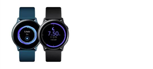 Tasarım harikası Samsung Galaxy Watch tanıtıldı işte fiyatı ve özellikleri