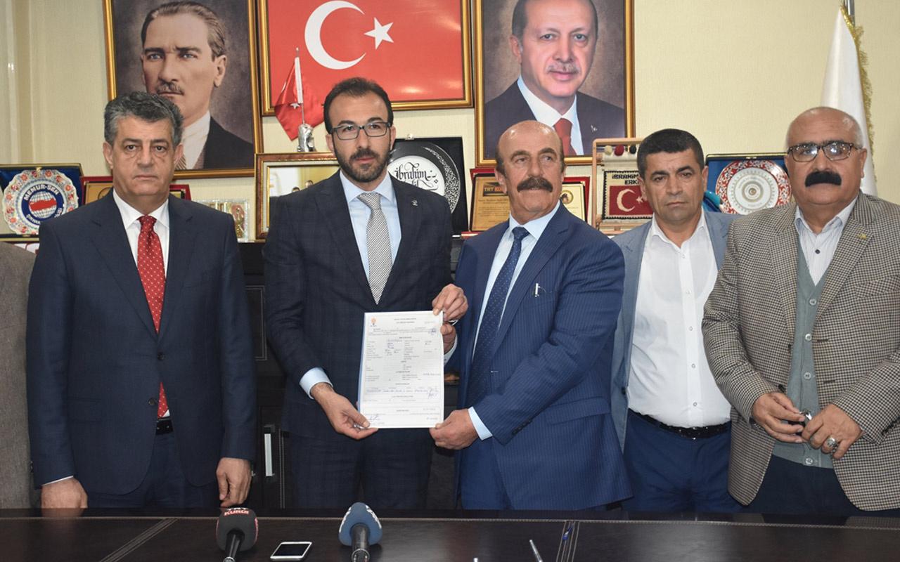 İYİ Parti'den istifa edip, AK Parti'ye geçtiler