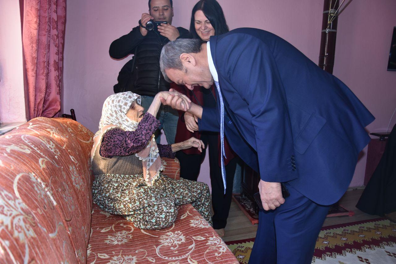 Şükriye nine 3 padişah 12 cumhurbaşkanı 27 başbakan gördü