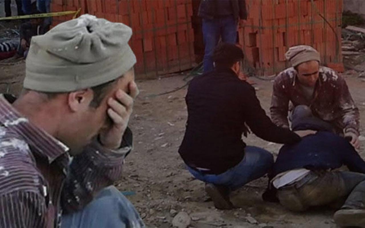 İzmir'de kahreden olay: Çalıştığı inşaatta intihar etti!