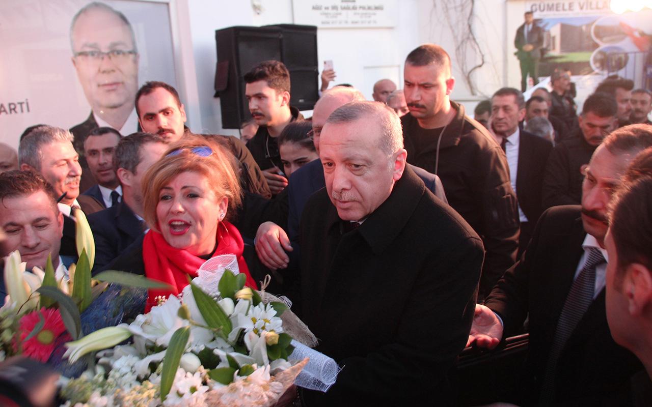 Bodrum'da Erdoğan coşkusu>