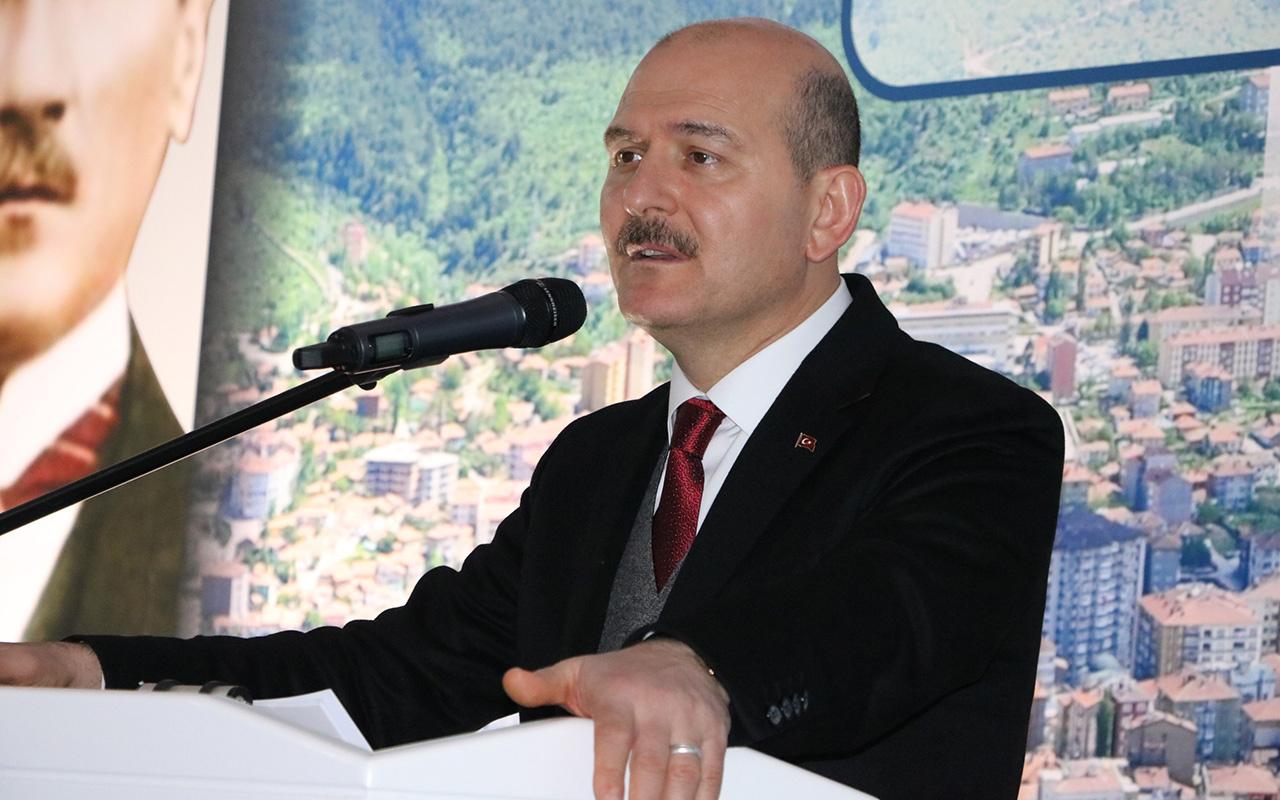 Soylu'dan Kılıçdaroğlu'na eleştiri>