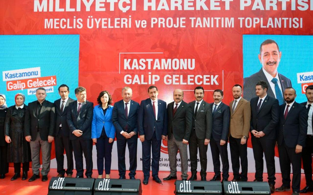 MHP Kastamonu Belediye Başkan adayı Op. Dr. Vidinlioğlu projelerini anlattı>