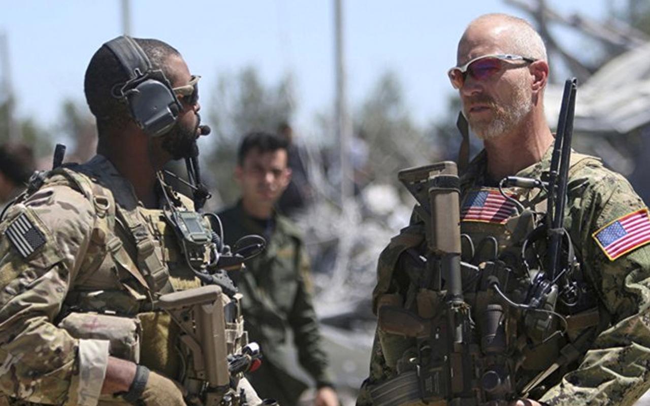 Beyaz Saray'dan Suriye açıklaması: 200 asker bir süre daha kalacak