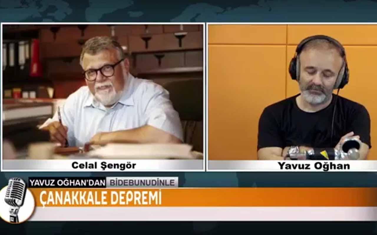 Celal Şengör'den olay imam hatip ve deprem açıklaması