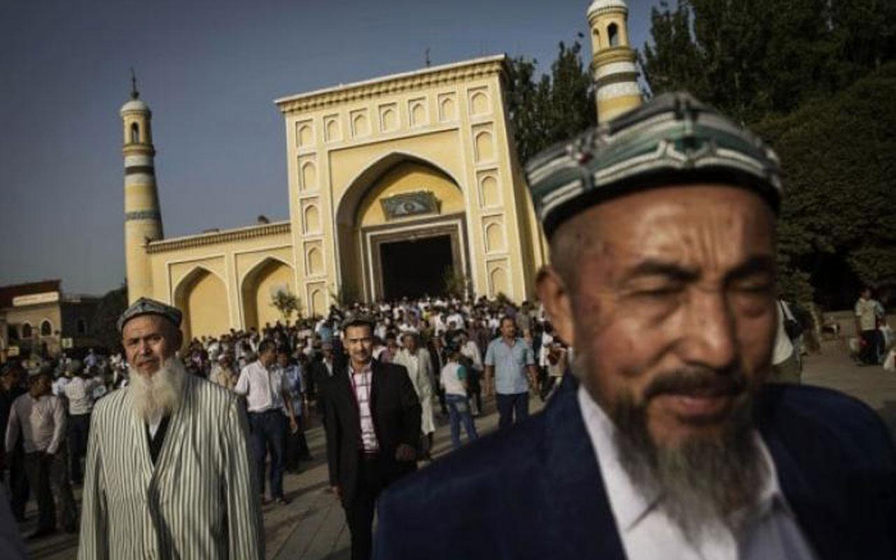 Uygur Türkler'inin DNA'sını toplayan Çin'e şok