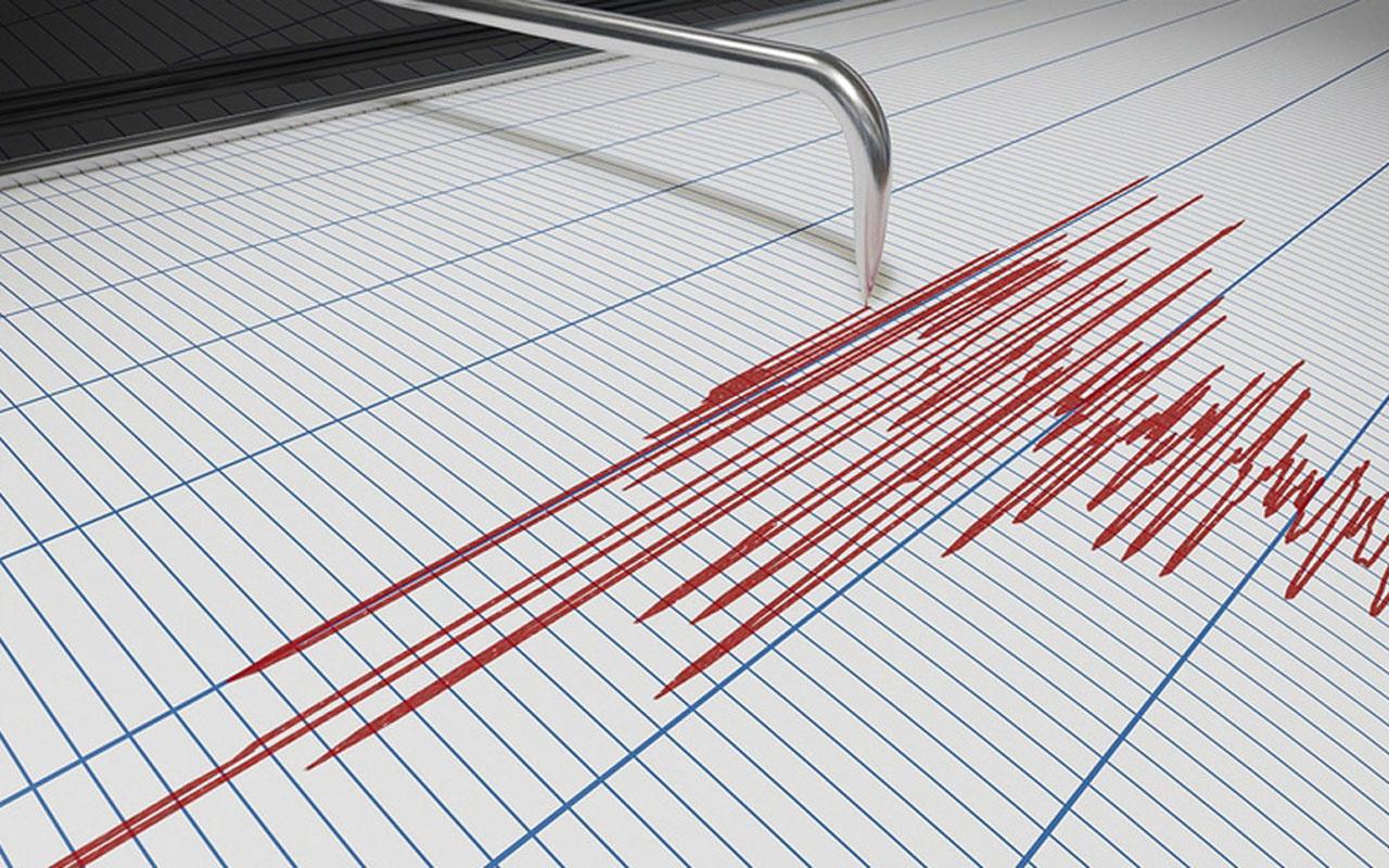 Muğla'da deprem meydana geldi! Depremin büyüklüğü ne kadar?