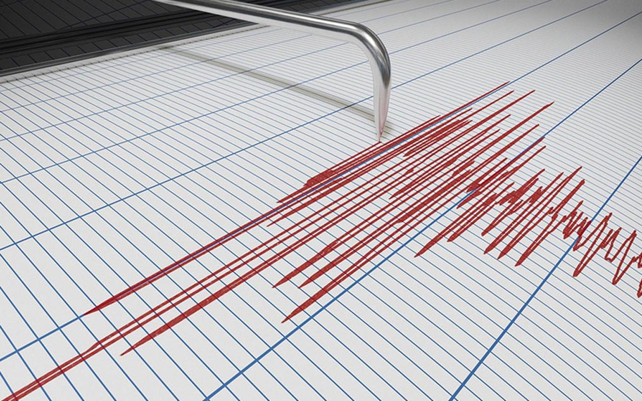 Çin'de deprem! Ölü ve yaralılar var