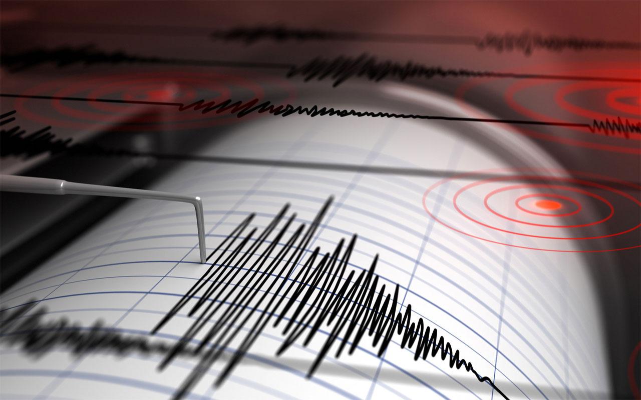 Yalova'da korkutan deprem! İşte şiddeti