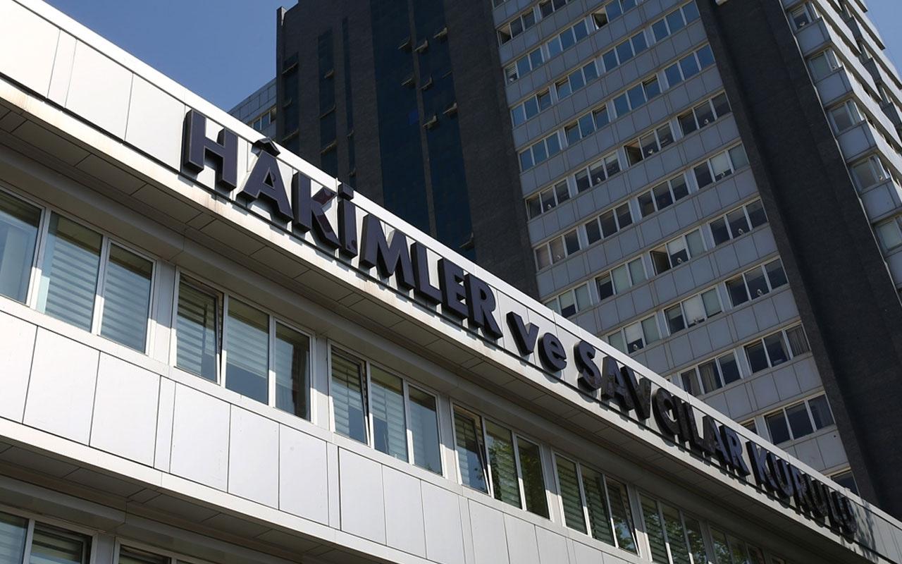 HSK Başkanvekili Yılmaz'dan son dakika 'FETÖ'cü 400 hakim savcı' açıklaması