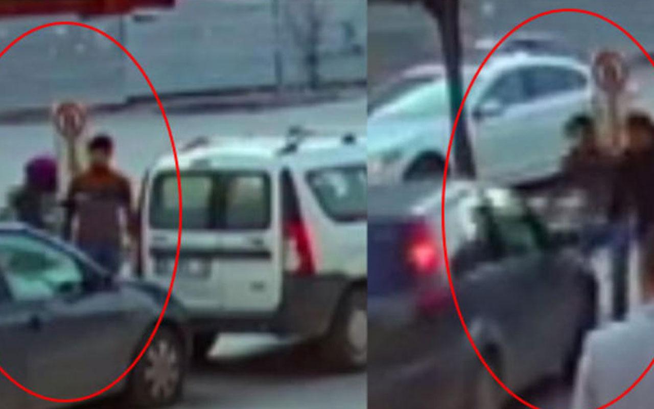 Ankara'da kadın sürücü dehşet saçtı!