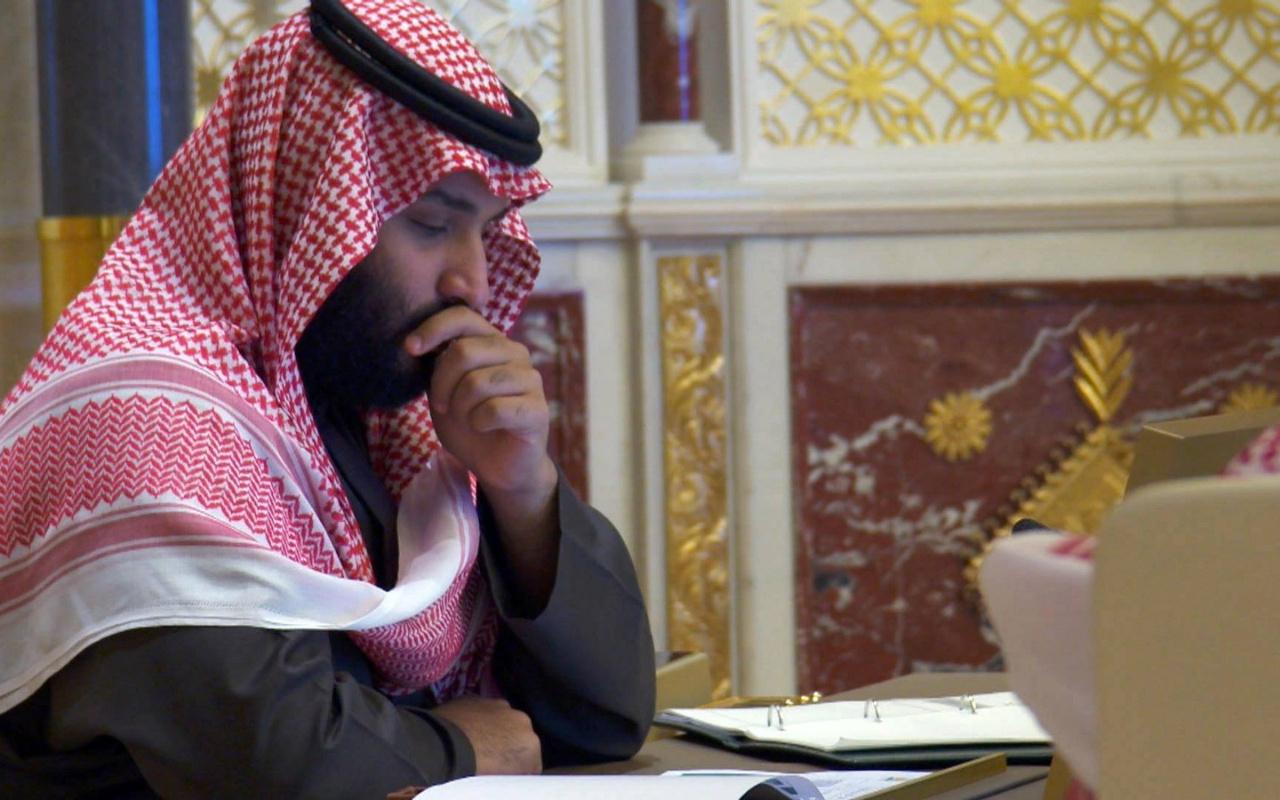 Veliaht Prens Selman'dan Çin'e skandal destek!