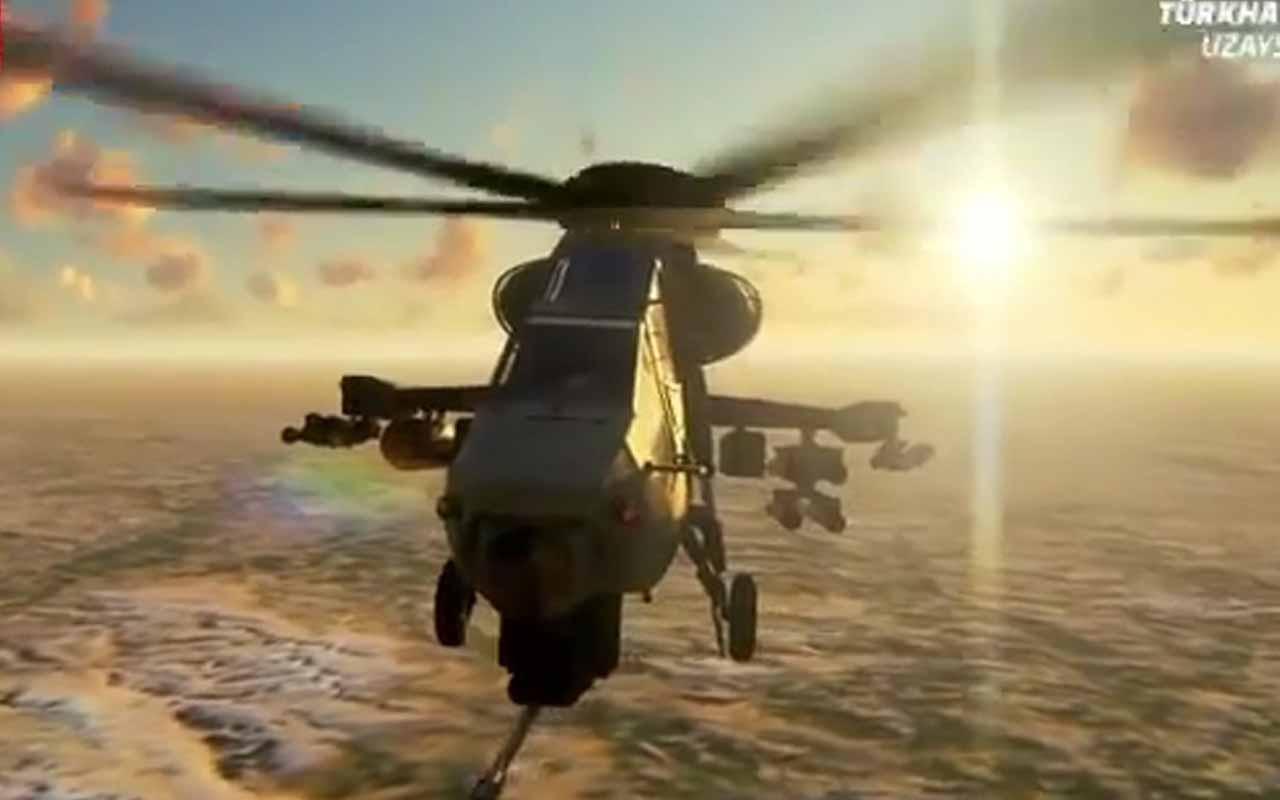 Ağır Sınıf Taarruz Helikopteri'nde imzalar atıldı