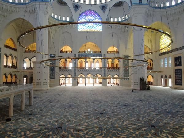 Çamlıca Camii 7 Mart´ta ibadete açılacak - Sayfa 4