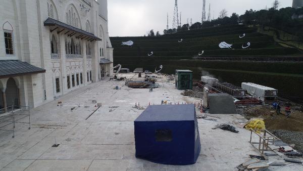 Çamlıca Camii 7 Mart´ta ibadete açılacak - Sayfa 2
