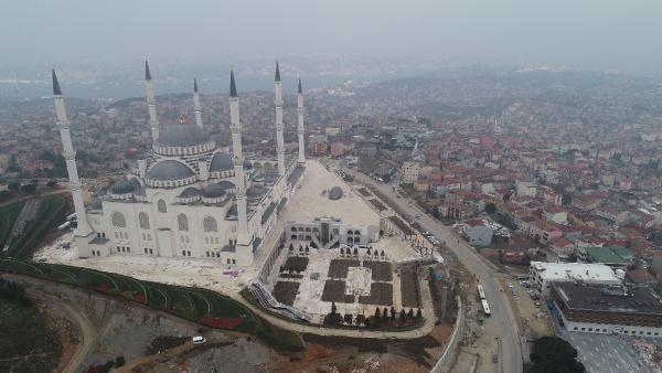 Çamlıca Camii 7 Mart´ta ibadete açılacak - Sayfa 3