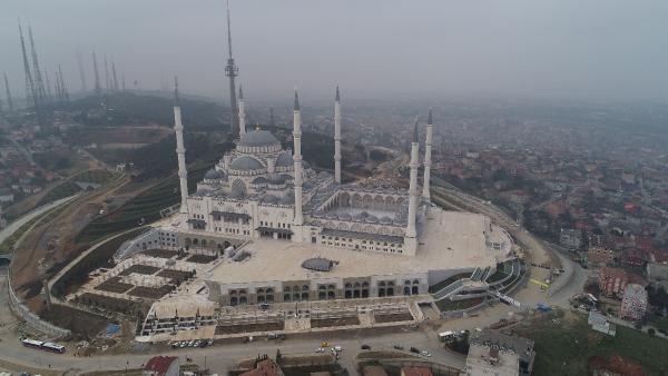 Çamlıca Camii 7 Mart´ta ibadete açılacak - Sayfa 5