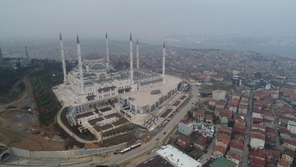 Çamlıca Camii 7 Mart´ta ibadete açılacak - Sayfa 8