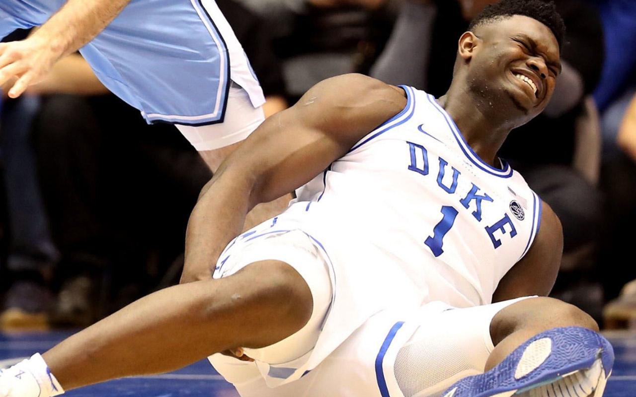 Zion Williamson'un ayakkabısı patladı Nike hisseleri çakıldı