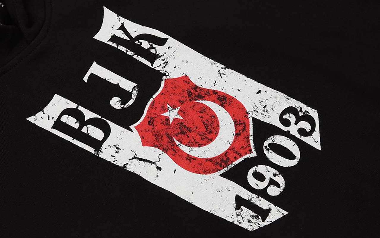 Beşiktaş'tan forma skandalı sonrası açıklama