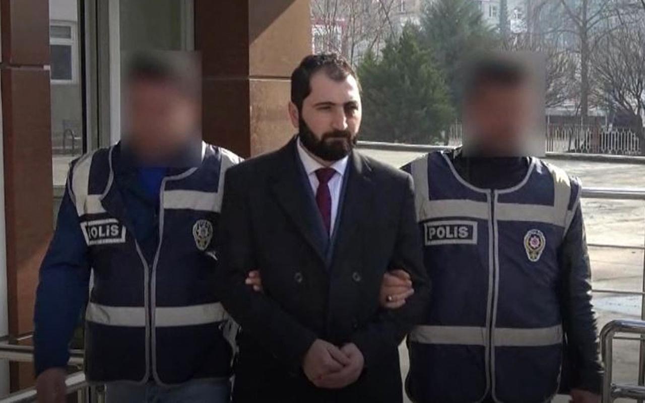 Gaziantep'teki sahte avukat yakalandı