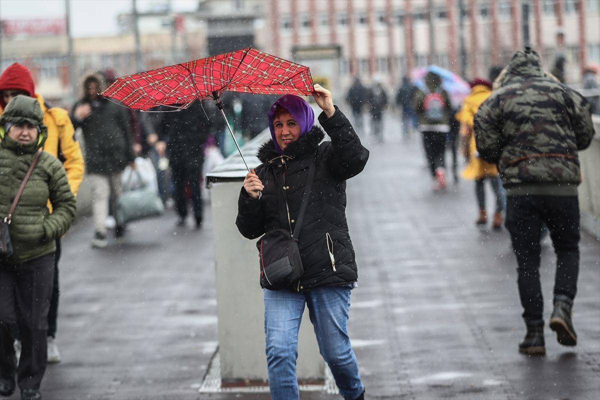 İstanbul'da kar yağışı devam edecek mi İstanbul Valisi Ali Yerlikaya açıkladı - Sayfa 5