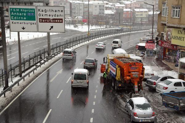 İstanbul'da kar tatili kararı sosyal medyayı salldı